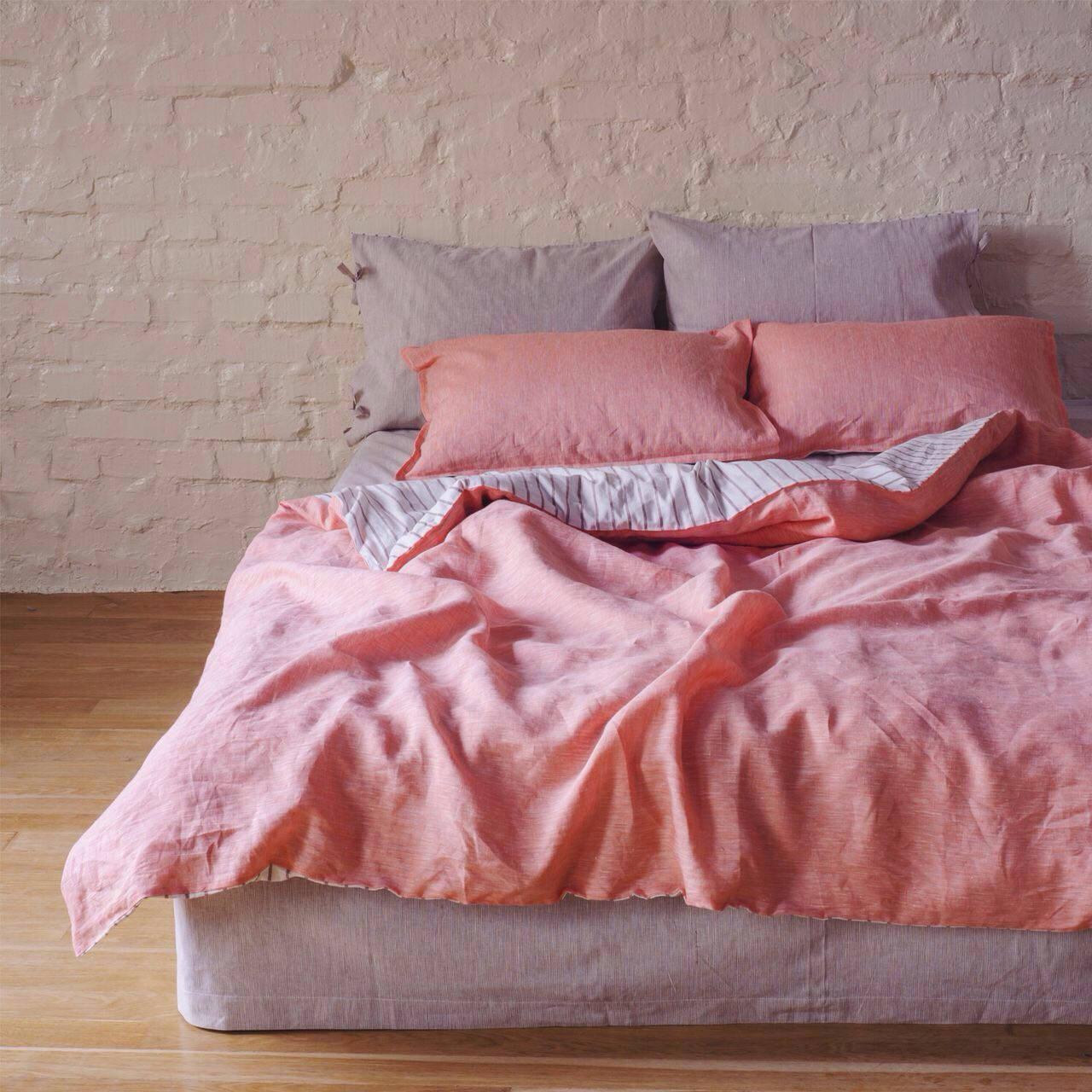 Льняное постельное бельё Белоруссия Рассвет