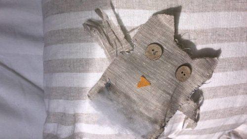 Детский подарок - фото отзыва на товар из интернет-магазина ЛЬНЯНОЕ