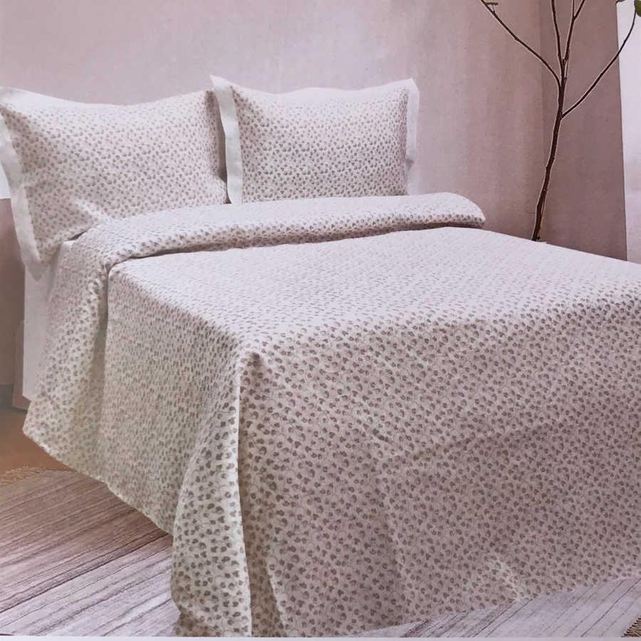 Льняной постельный комплект Нежность - Орша