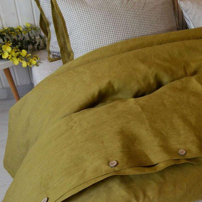 Льняные постельные комплекты в Москве-Интернет магазин Льняное