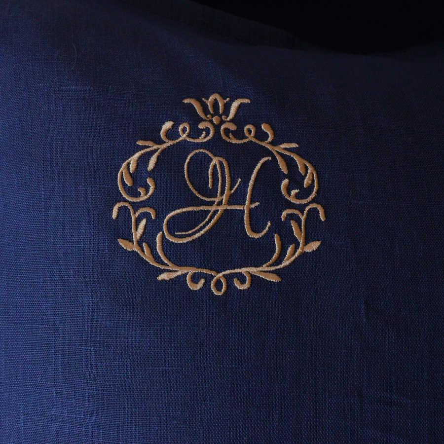 Постельное белье из льна с вышивкой-интернет магазин ЛЬНЯНОЕ.ру