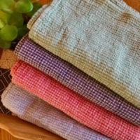 Льняные полотенца 4 шт