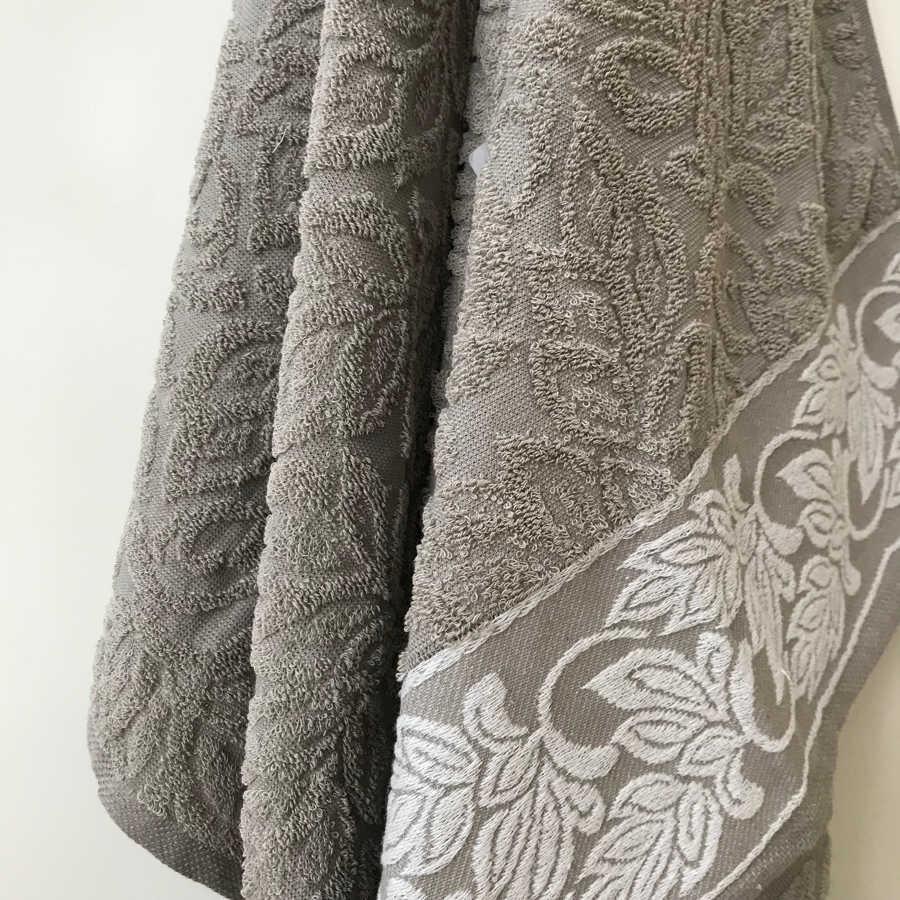 Полотенце банное льняное Вальс 2