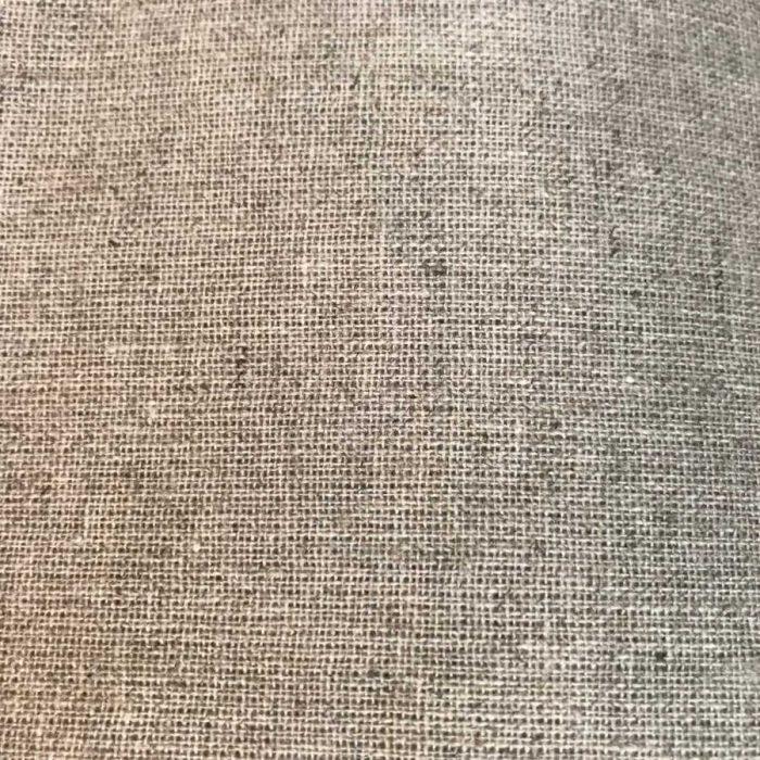 Ткань льняная декоративная Натурель