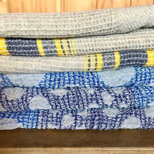 Банные полотенца льняные умягченные - 2