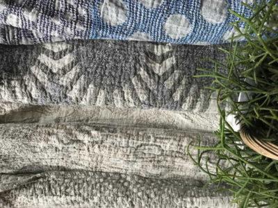 Ткани лен-хлопок - полотенца из льна