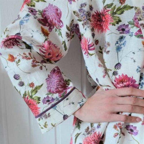 Льняная пижама Мирильда 5