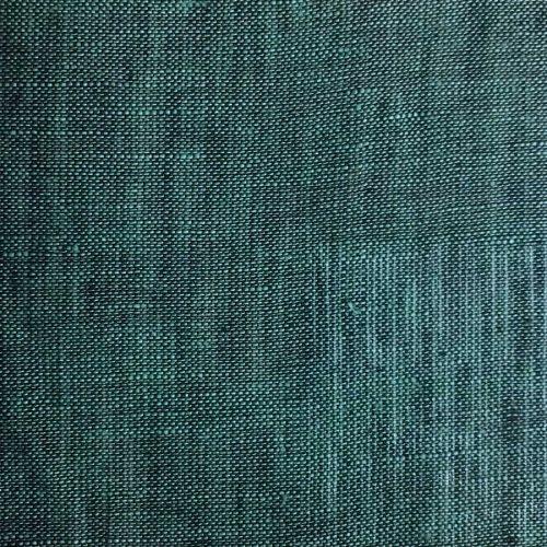 100% Льняная ткань Темно-Оливковая 2