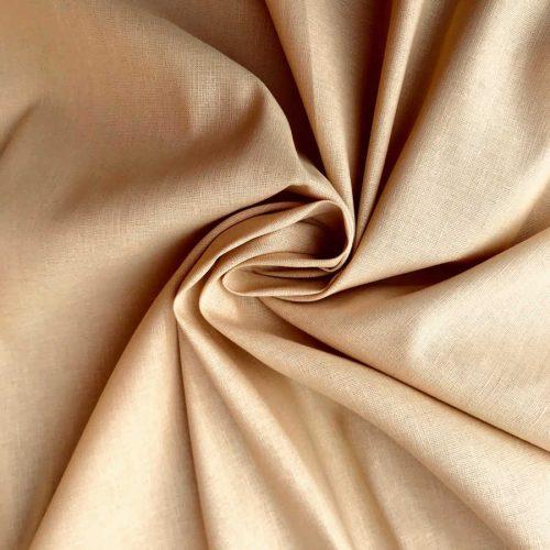 Льняные ткани - тканьТеплый Песок 3