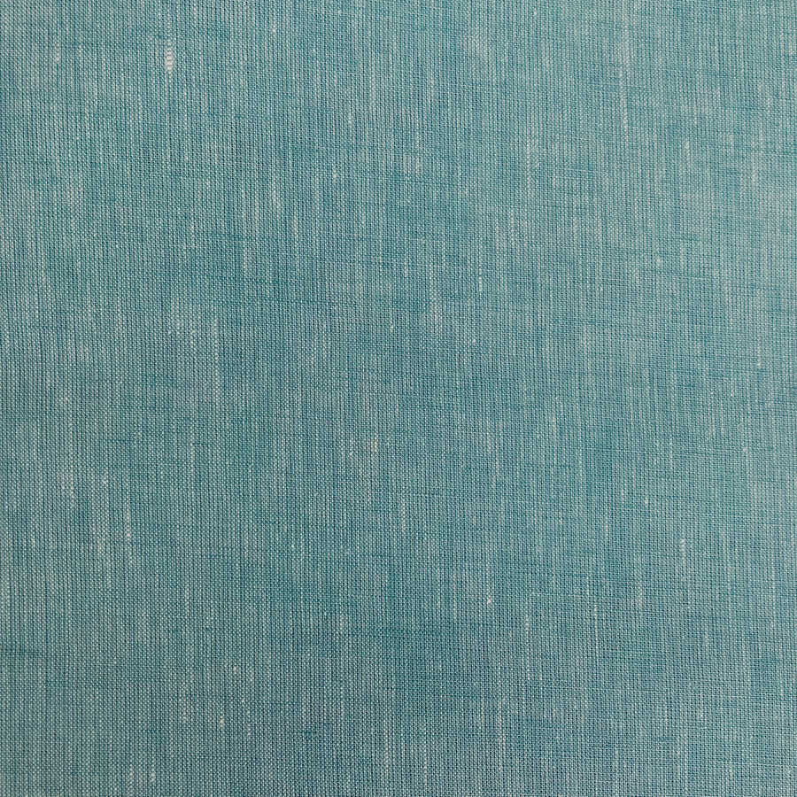 Ткань из льна Свежая Мята