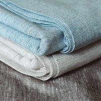 Ткани для постельного белья из льна