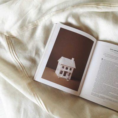 Элитное постельное белье из льна
