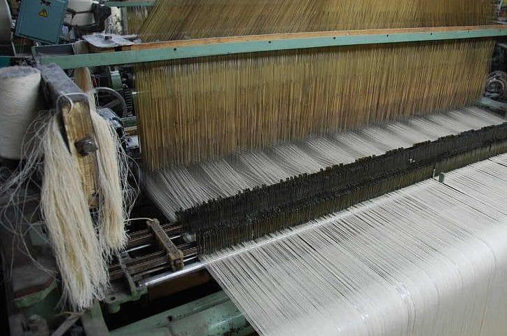 Льняное производство