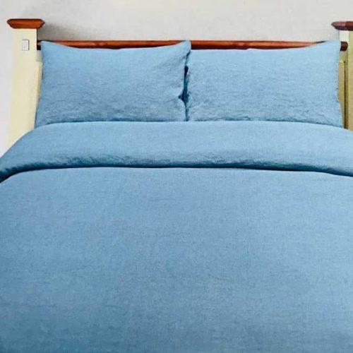 Оршанский постельный комплект Небесно-Голубой