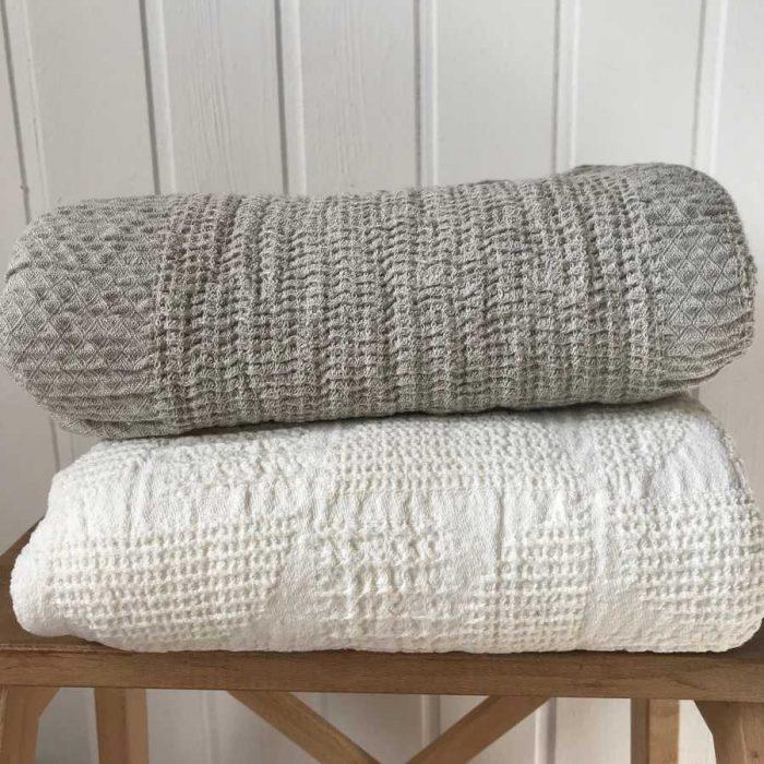 Полотенца для бани из льна