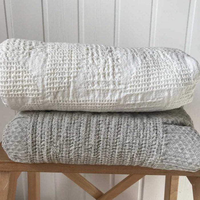 Полотенца мягкий льняные