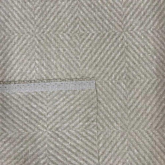 Портьерная тканя Серая