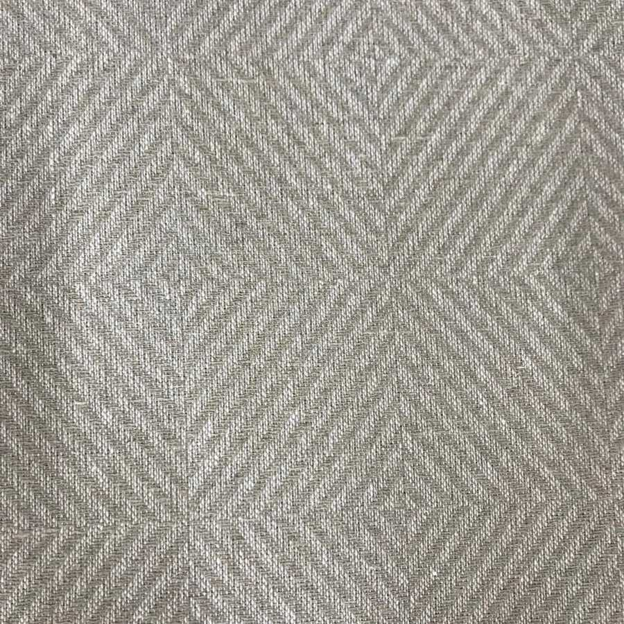 Ткань Серый лен