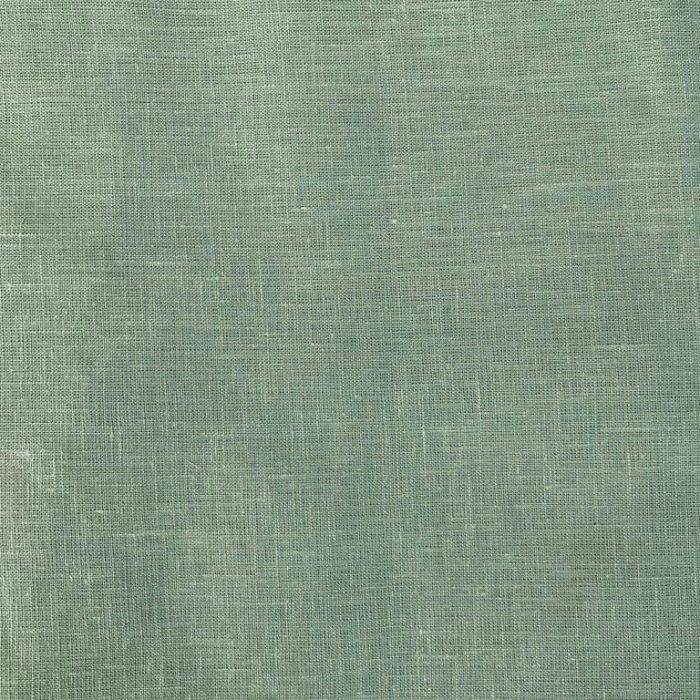 100% Льняная ткань Фисташковая