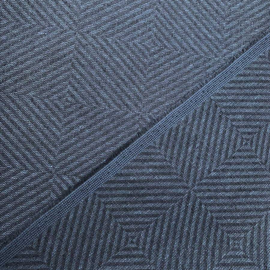 Ткань Серый классический 100 % лен