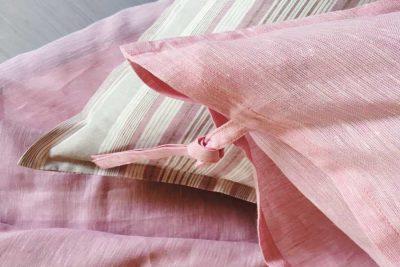 Ткань для детского белья из льна