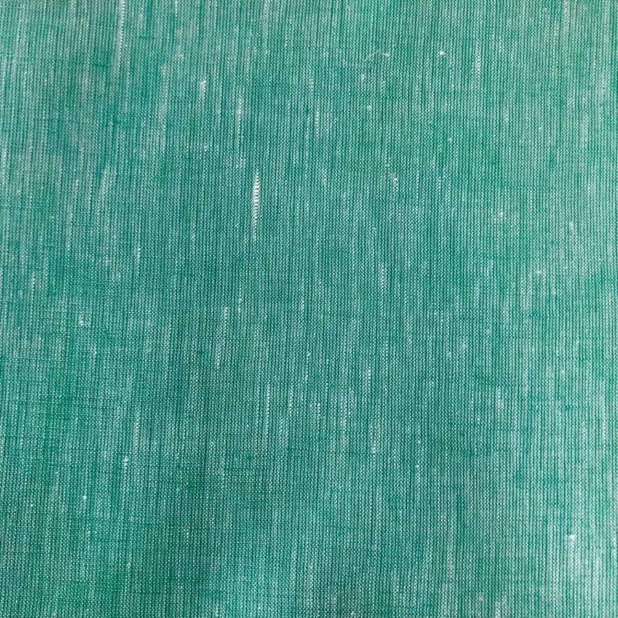 Ткань из 100% льна Сочная Мята2