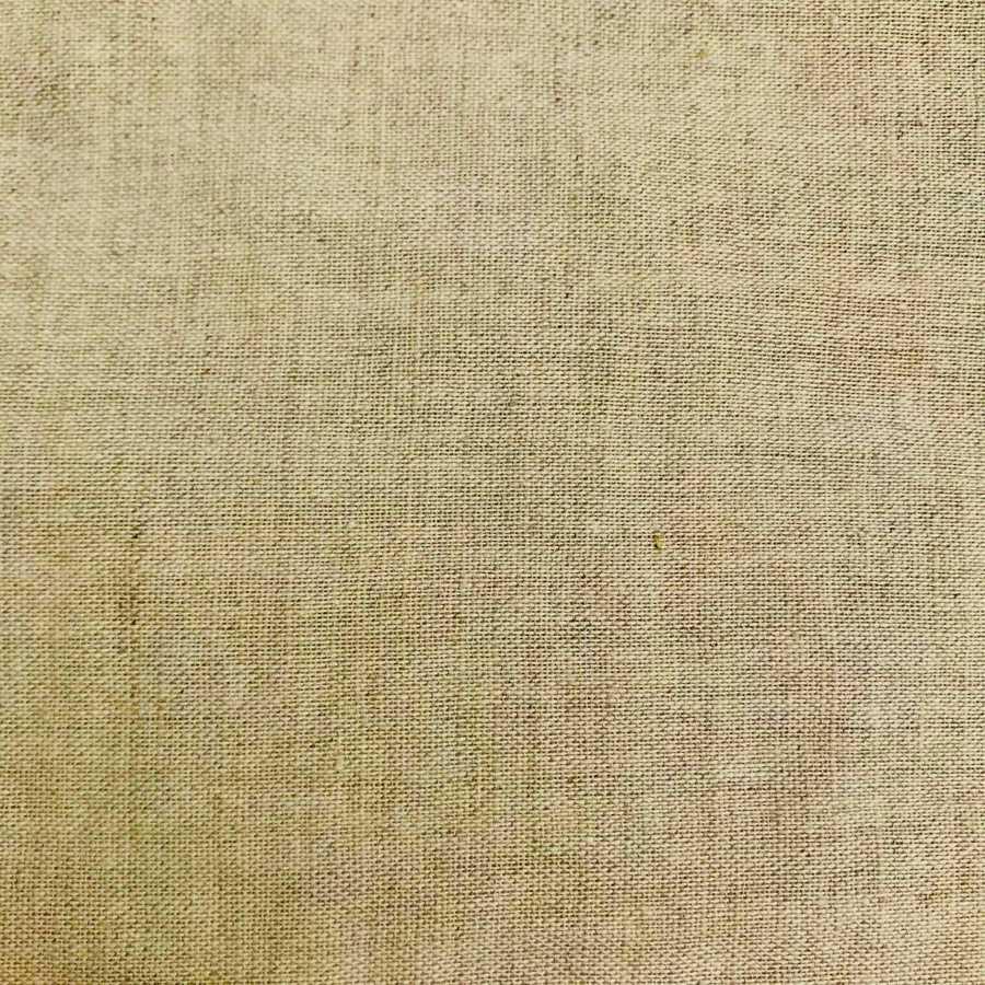 Ткань льняная умягченная Бежевая 1