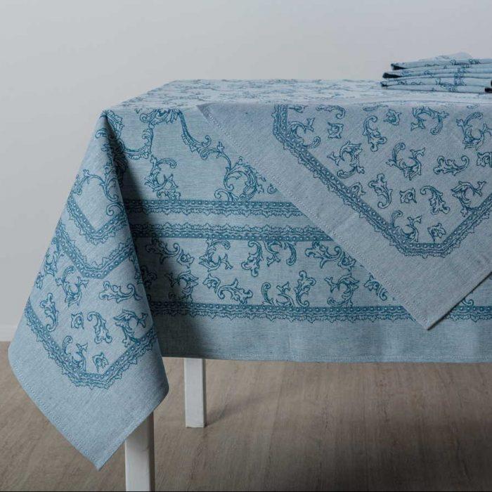 Столовый комплект из льна Луиза
