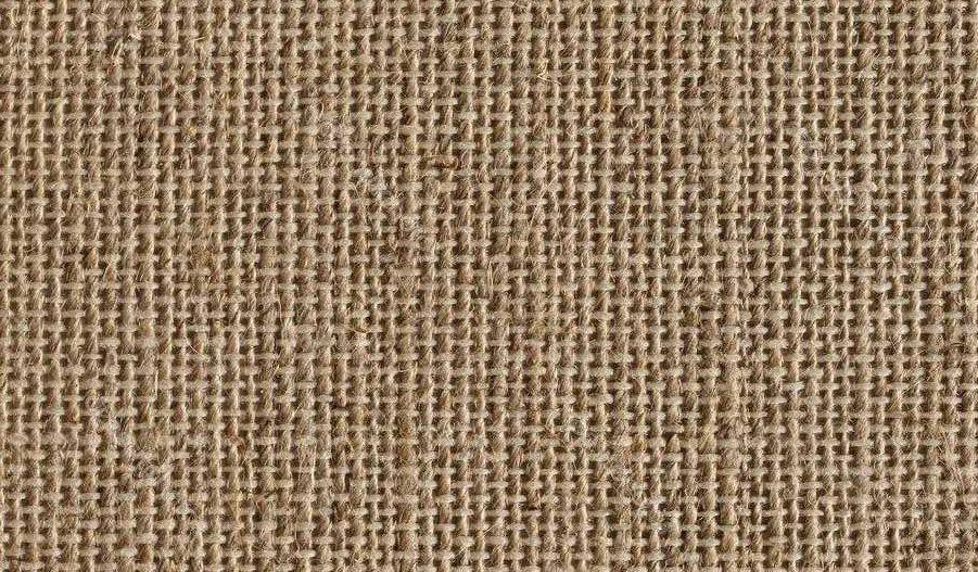Грубая льняная ткань