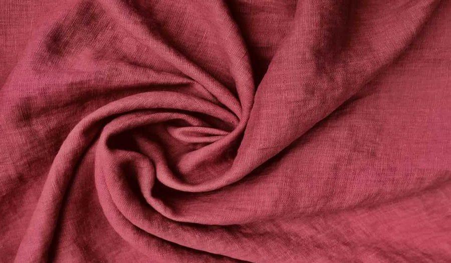 Лен и льняная ткань - для блога Льняное.ру