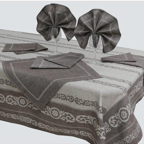 Столовый набор из льна Камилла