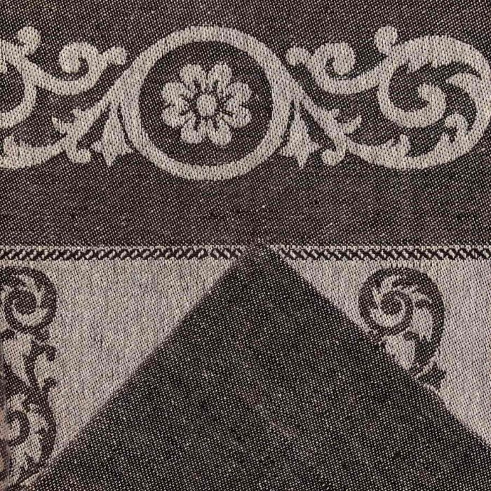 Комплект столовый из льна Камила