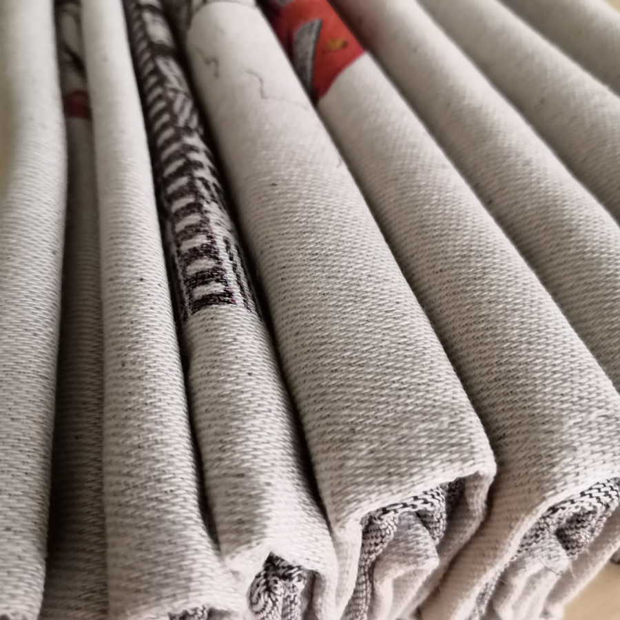 Кухонные полотенца из льна Сити